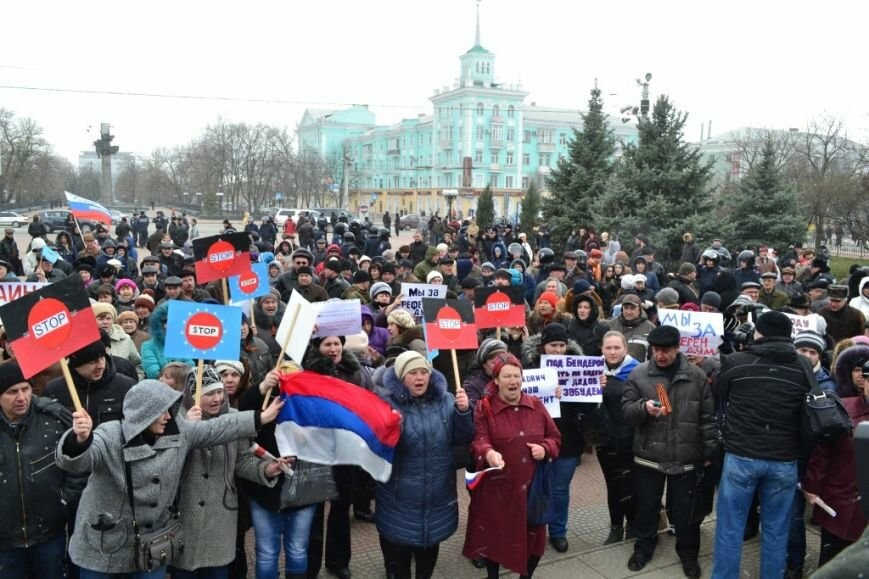 Необходимо создать больше пунктов пропуска на Луганщине, - ОБСЕ - Цензор.НЕТ 4560