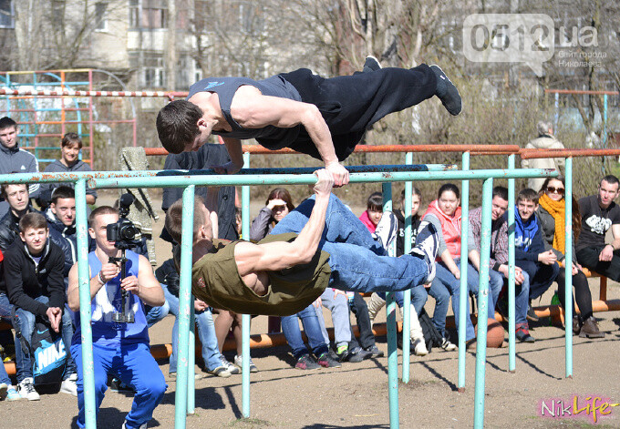 Николаевцы открыли сезон