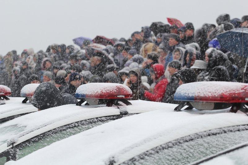 950 полицейских приступили к работе в Днепропетровске (ФОТО) (фото) - фото 1