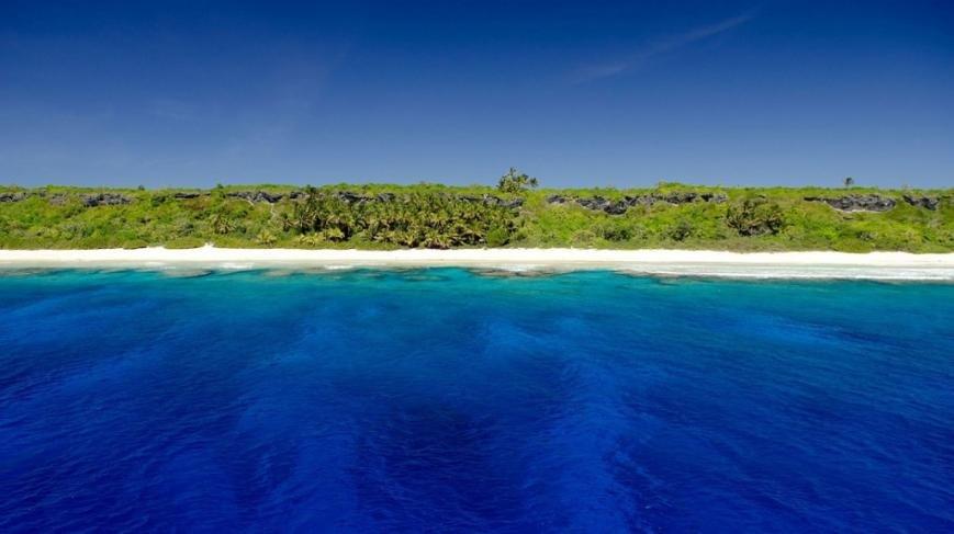 Острів Піткерн, південна частина Тихого океану