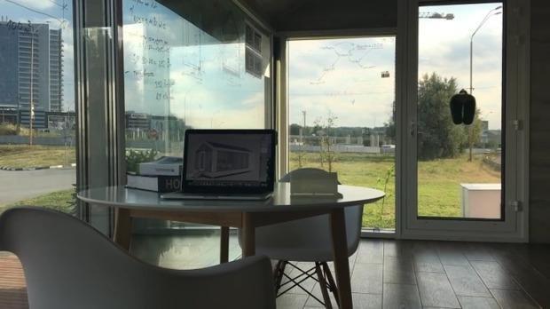 В Україні створили автономний будинок за допомогою 3Д-принтера