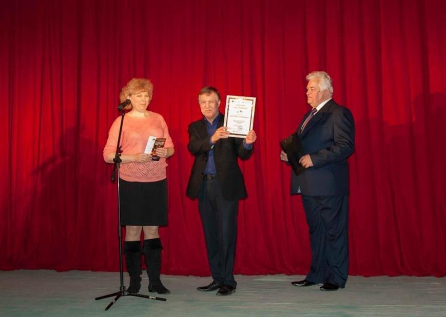 Театр імені Саксаганського став переможцем проекту «ART-UKRAINE»!