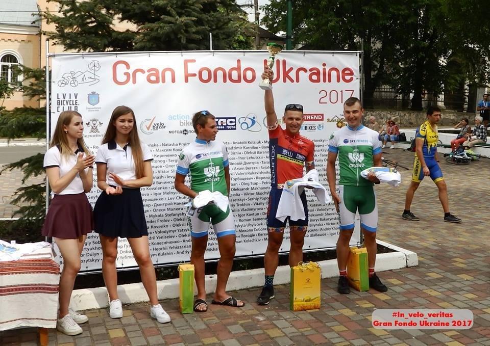 Gran Fondo Ukraine 2017