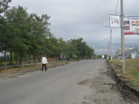 Так сейчас выглядит ул. Киевская