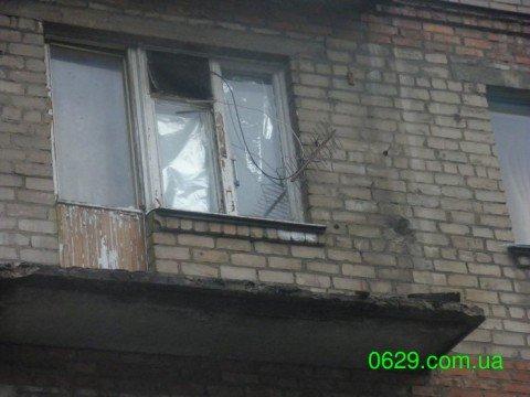 В Мариуполе обрушился балкон (ФОТО), фото-1
