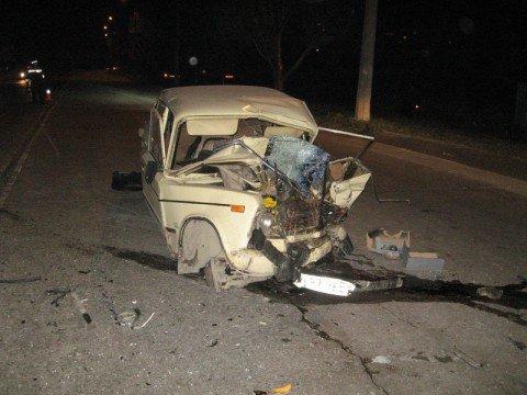 ДТП на улице Таганрогской. Погиб водитель (Фото. Дополнено), фото-1