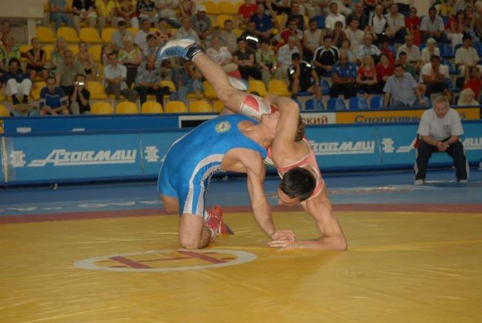 Азовмашевские борцы помогли сборной Украины выиграть международный турнир Римаса  Багдоноса (ФОТО), фото-1