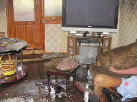Сегодня мариупольчанка заживо сгорела в своей квартире (ФОТО), фото-1