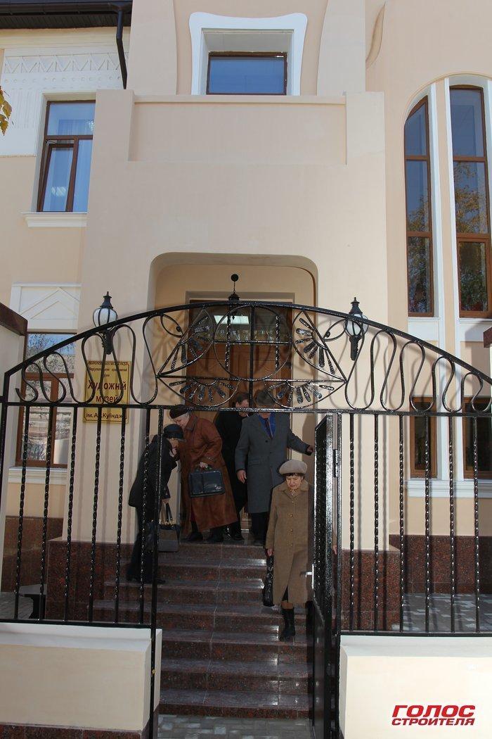 Через сто лет ожиданий мариупольцы получили музей имени великого земляка (ФОТО), фото-1