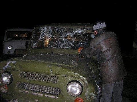 ДТП на Донецкой трассе. Четверо травмированы. Один человек погиб на месте (ФОТО), фото-1