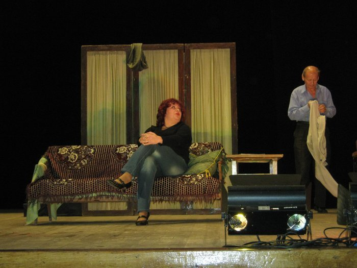 Мариупольский народный театр остался без молодых актеров и ищет «свежую кровь» (ФОТО), фото-3