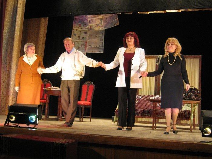 Мариупольский народный театр остался без молодых актеров и ищет «свежую кровь» (ФОТО), фото-8