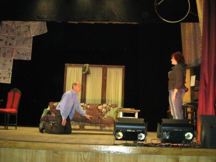 Мариупольский народный театр остался без молодых актеров и ищет «свежую кровь» (ФОТО), фото-5