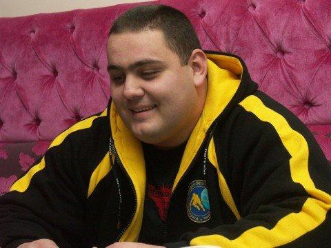 Мариупольский силач Александр Лашин примет участие в богатырском турнире в Иране, фото-1
