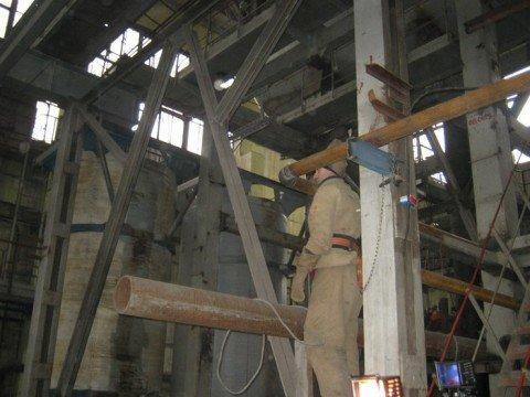 На Левобережье Мариуполя котельную «Мариупольтеплосети» освободили от «Азовстали» (ФОТО), фото-1