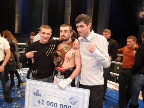 Мариуполец Давид Табатадзе стал победителем  шоу «Ты - чемпион»( ФОТО), фото-1