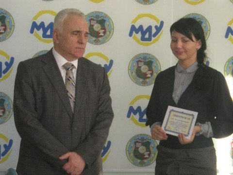 В МГУ  именные стипендии получили только девушки (ФОТО), фото-1