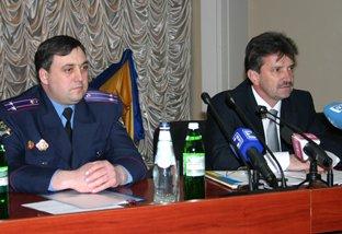 Александр Бугай (слева) и Леонид Зима