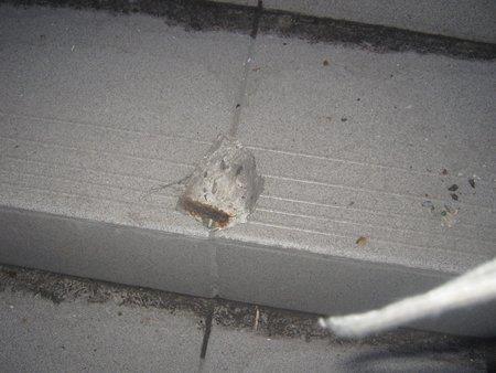 На посетителей мариупольского магазина грозит обвалиться балкон (ФОТО+ ВИДЕО), фото-1