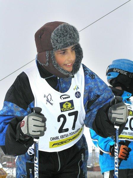 В Мариуполе открылась школа юного горнолыжника (ФОТО), фото-1