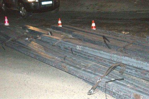 В Мариуполе перевернулся металловоз. Уже в который раз (ФОТО), фото-1