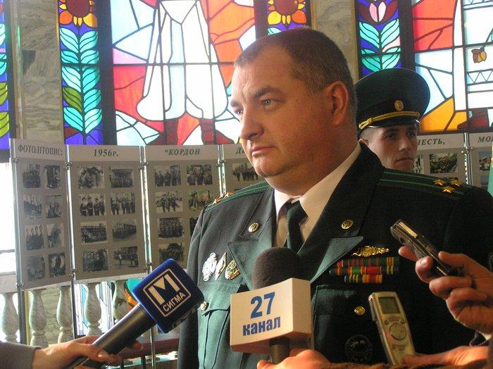 Донецкие пограничники отметили юбилей отряда показательным задержанием нарушителей (ФОТО), фото-4