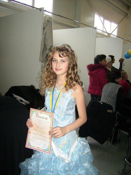 11-летняя мариупольчанка стала «Снежной Королевой» на международном конкурсе красоты  (ФОТО), фото-1