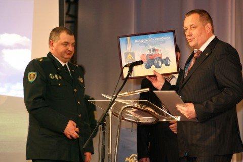 В Донецком погранотряде появился новый трактор (ФОТО), фото-1