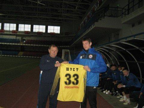 В Мариуполе состоялась презентация новых игроков «Ильичевца» (ФОТО), фото-1
