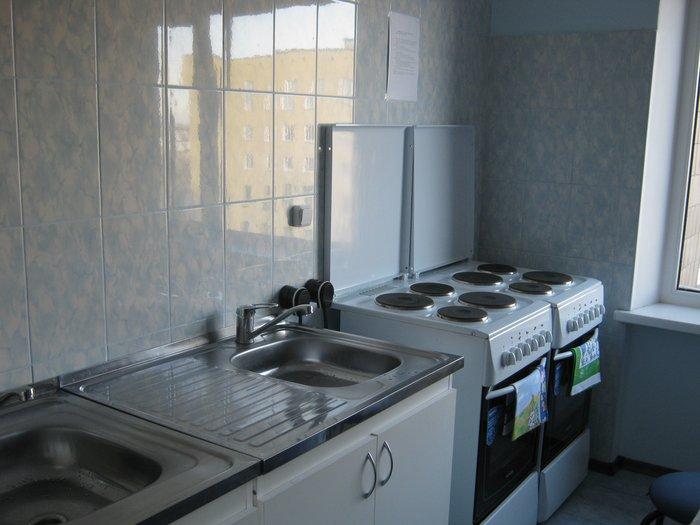 В Мариуполе отремонтировали 8 этаж общежития МГУ (ФОТО), фото-5