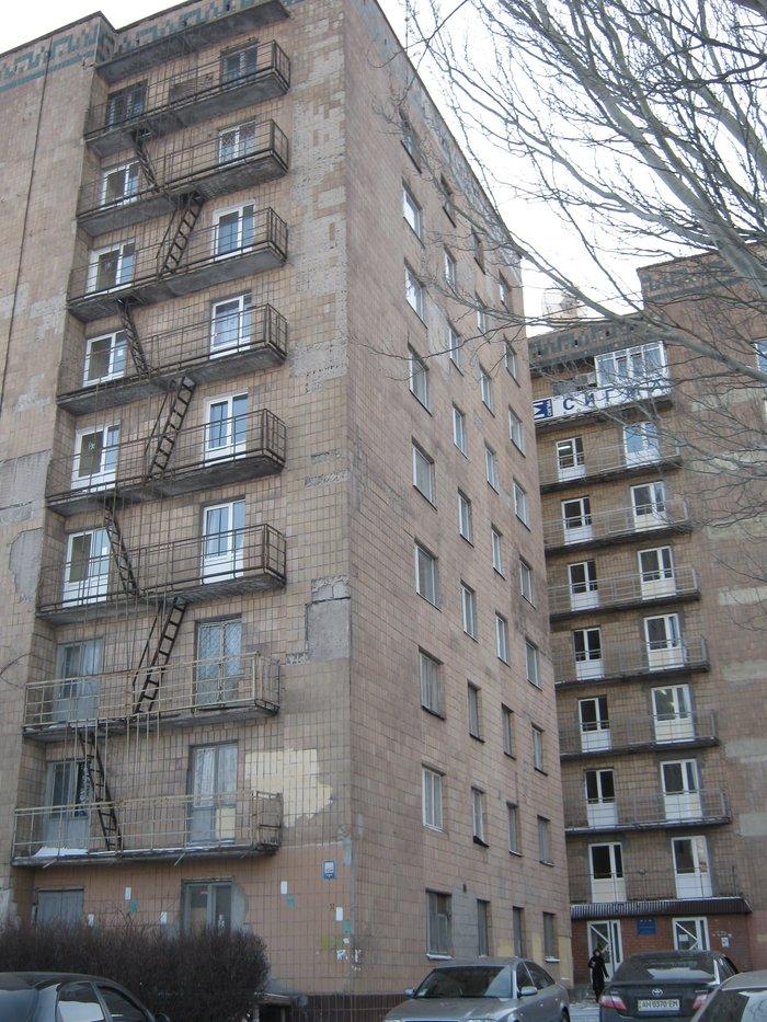 В Мариуполе отремонтировали 8 этаж общежития МГУ (ФОТО), фото-9