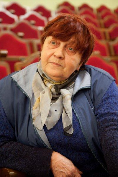В проекте «Лица» - народная артистка Украины Светлана Отченашенко, фото-1