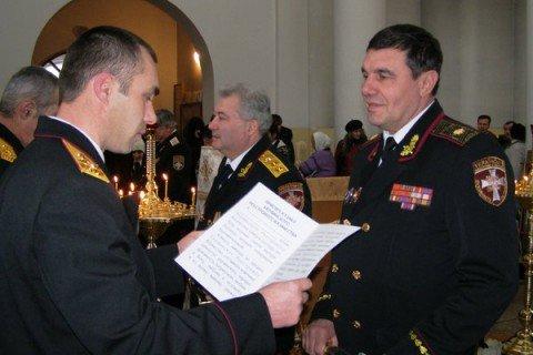 В Мариуполе появился новый казачий полк (ФОТО), фото-1