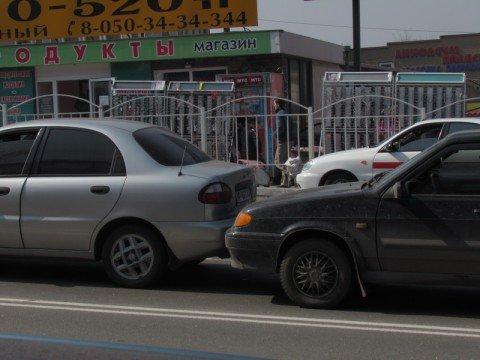 В Мариуполе на пр.Металлургов  сегодня произошло сразу несколько аварий (ФОТО), фото-1