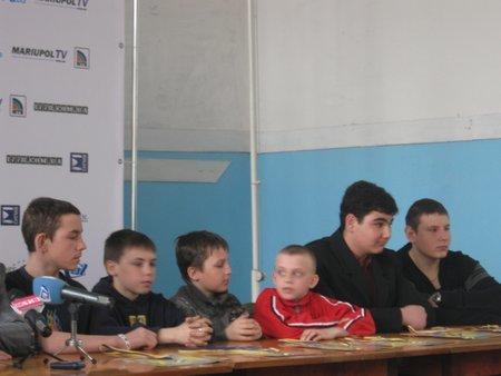 Юные «Богатыри» помогли  Мариуполю обойти Донецк (ФОТО) , фото-1