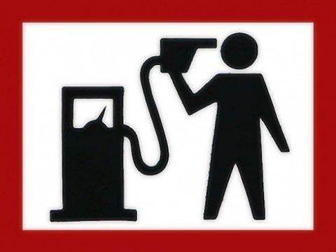 В Мариуполе цены на бензин стремительно растут , фото-1