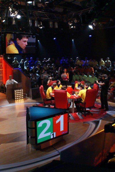 Мариупольские знатоки дошли до четвертьфинала  украинского «Брейн-ринга»(ФОТО), фото-1