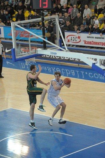 БК «Азовмаш» завершает регулярный чемпионат легкой победой (фото), фото-3