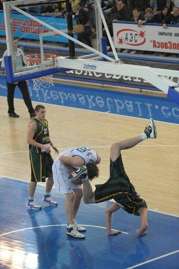 БК «Азовмаш» завершает регулярный чемпионат легкой победой (фото), фото-4