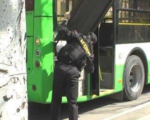Инвалид из Мариуполя «заминировал» троллейбус в Луганске , фото-1