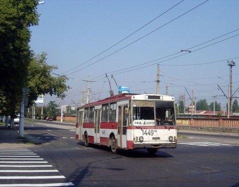 Мариупольскому ТТУ купят три новых троллейбуса и немножко старых, фото-1