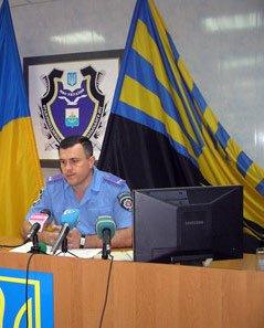 Экс-начальник  милиции общественной безопасности Юрий Горустович вернулся из Володарска в  родной Мариуполь, фото-1