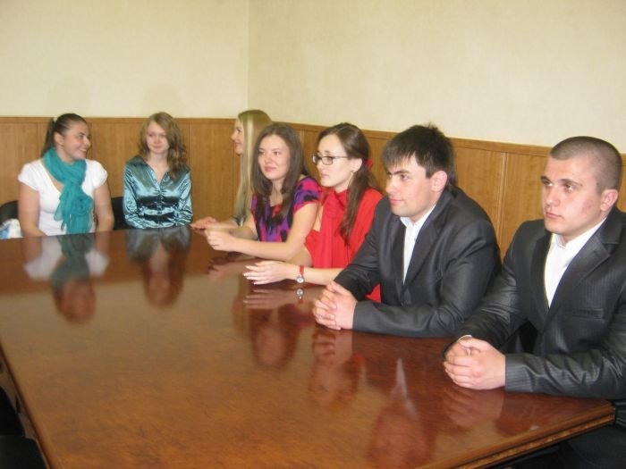 Мариупольские студенты предлагают землякам борьбу с коррупцией начать с себя (ФОТО), фото-1