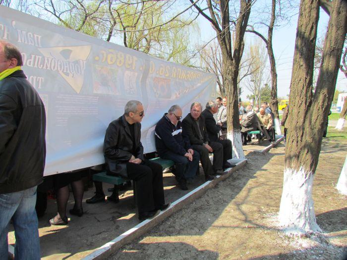 В Мариуполе в день чернобыльской трагедии помянули погибших(ФОТО) , фото-6
