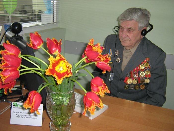Мариупольские ветераны свяжутся по скайпу с однополчанами (ФОТО), фото-1