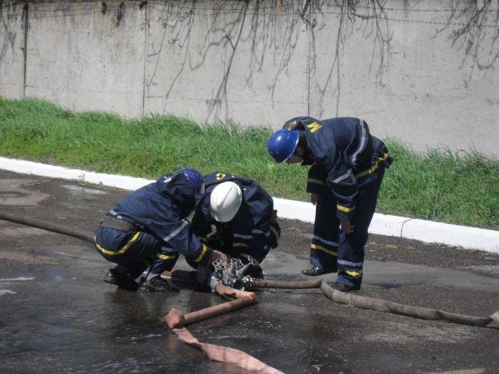 Мариупольские школьники прошли курс молодого бойца в «Школе безпеки» (ФОТО), фото-2