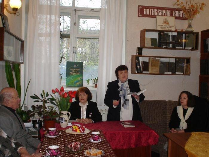 Мариупольчанка Галина Захарова рассказала о работе с архивами КГБ (ФОТО), фото-1