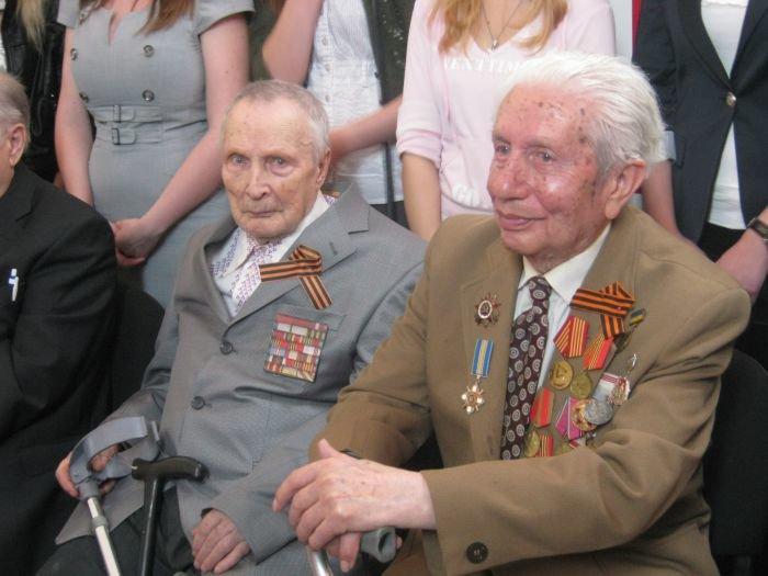 В  ПГТУ в канун 9 Мая наградили  своих ветеранов  (ФОТО), фото-4