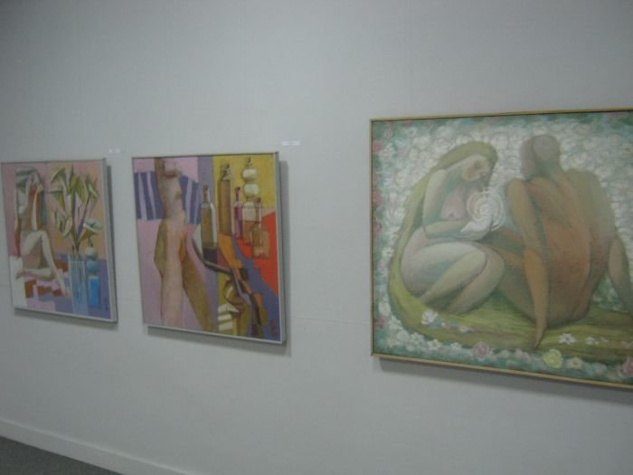 Мариупольские художники провозглашают мир, минуя тему войны (ФОТО), фото-1