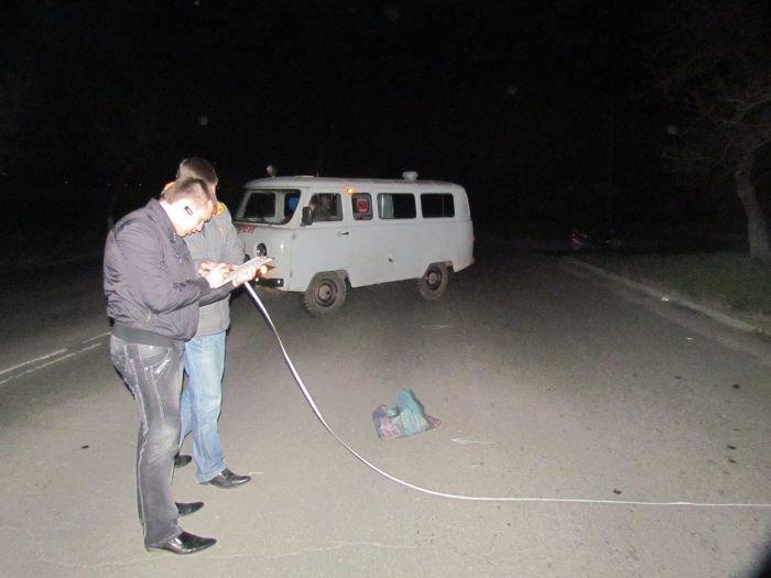 В Мариуполе автомобиль-убийца сбил мужчину и скрылся с места ДТП (фото), фото-3